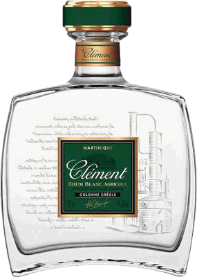 Medium clement colonne creole rum 400px