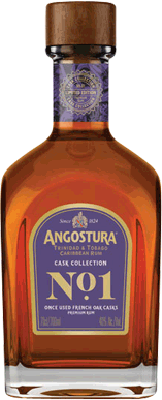 Angostura cask collection number 1 batch 2 rum 400px