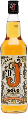 Old J Gold rum