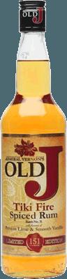 Medium old j tiki fire spiced rum 400px