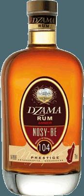 Medium dzama nosy be amber rum 400px