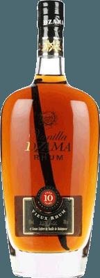 Medium dzama vanilla 10 year rum 400px