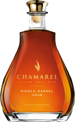 Medium chamarel single barrel 2008 rum 400px b