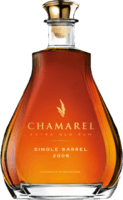 Small chamarel single barrel 2008 rum 400px b
