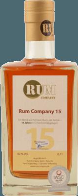 Medium rum company 15 rum 400px