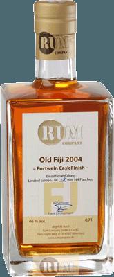 Medium rum company old fidji 2004 port wine cask rum 400px