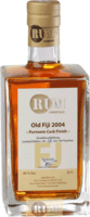 Small rum company old fidji 2004 port wine cask rum 400px