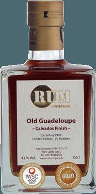 Medium rum company old guadeloupe calvados finish rum 400px