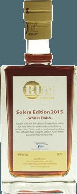 Medium rum company solera edition 2015 whisky finish rum 400px