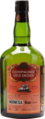 Medium compagnie des indes indonesia 10 year rum 400px
