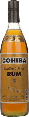 Medium cohiba 5 year rum 400px