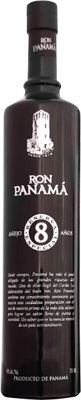 Medium ron panama 8 year rum 400px