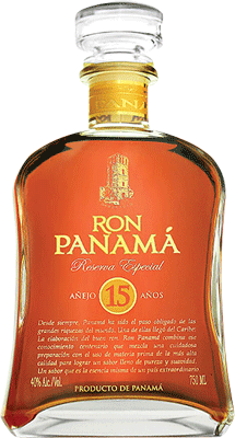 Medium ron panama 15 year rum 400px