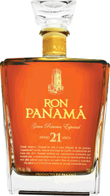 Medium ron panama 21 year rum 400px