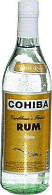 Cohiba white rum 400px