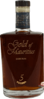Small gold of mauritius solera 5 year rum 400px