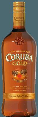 Medium coruba gold rum