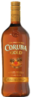 Small coruba gold rum