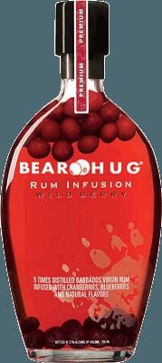 Medium bear hug wild berry rum 400px