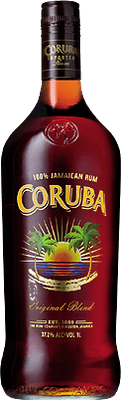 Medium coruba original rum