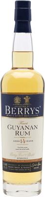 Berry s guyanan 14 year rum 400px