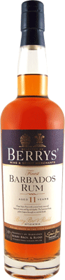 Berry s barbados 11 year rum 400px