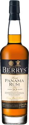 Berry s panama 10 year rum 400px