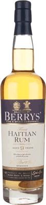 Berry s haitian 9 year rum 400px