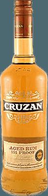 Medium cruzan 151 rum