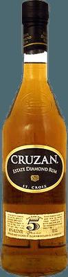 Medium cruzan 5 estate diamond rum