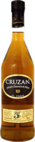 Small cruzan 5 estate diamond rum