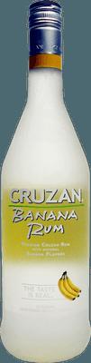 Medium cruzan banana rum