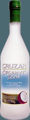 Medium cruzan coconut rum