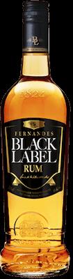 Angostura fernandes black label rum 400pxb
