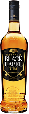 Medium angostura fernandes black label rum 400pxb