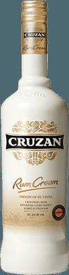 Medium cruzan cream rum