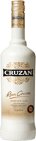 Small cruzan cream rum