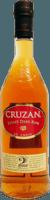 Small cruzan estate dark rum