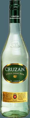 Medium cruzan estate light rum