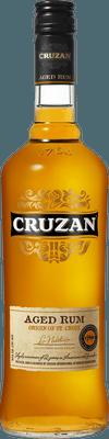 Medium cruzan gold rum
