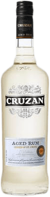 Medium cruzan light rum