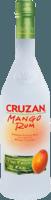 Small cruzan mango  rum