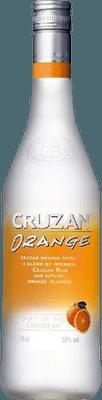 Medium cruzan orange rum