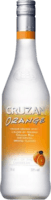 Small cruzan orange rum