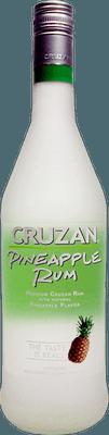 Medium cruzan pineapple rum