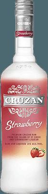 Medium cruzan strawberry  rum