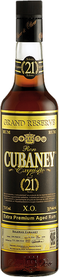 Cubaney  21 exquisito rum