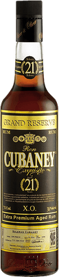 Medium cubaney  21 exquisito rum