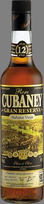 Cubaney 12 gran reserva rum