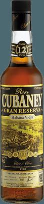Medium cubaney 12 gran reserva rum